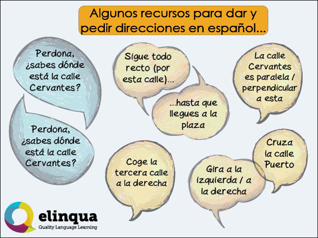 Giving directions_Skype Spanish lessons