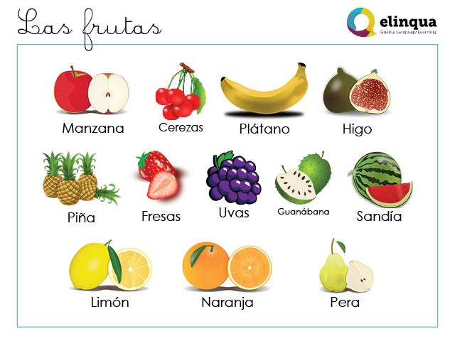 Spanish Word For Healthy Food